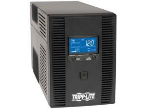 Smart LCD Tower Line-Interactive 120V UPS