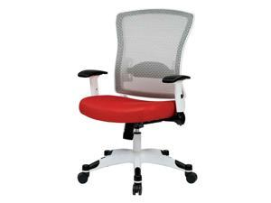 Managers Chair with Breathable Mesh Back