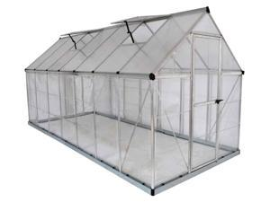 Hybrid Hobby Greenhouse in Silver