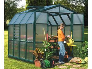 Rion Prestige 2 Twin Wall Greenhouse - 8 ft. x 8 ft.
