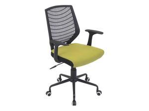 Network Office Chair - Black and Green