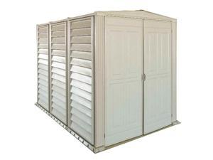 YardMate Shed with Floor (5 ft. L x 3 ft. W)