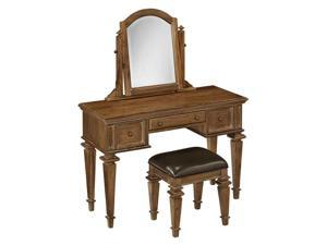 Bedroom Vanity with Bench