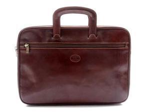 Zip Around Leather Doent Case