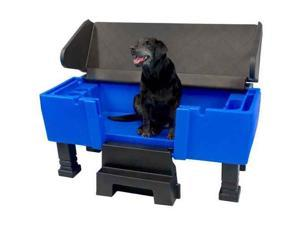 Groom-Pro Pet Tub (Blue)