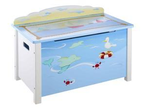 Kid's Toy Box in Multicolor