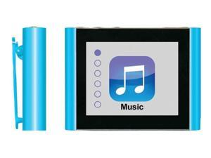 8GB 1.8 in. MP3 and Video Player in Blue