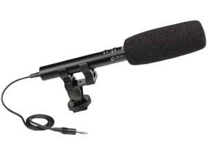DSLR Shotgun Omni Microphone