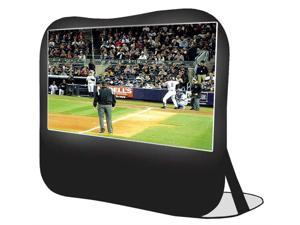 Pop-Up Projection Screen