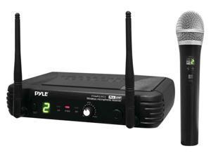 Professional UHF Wireless Handheld Microphone System