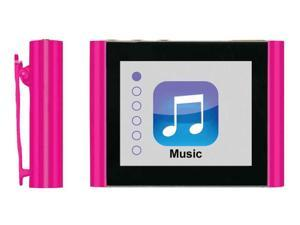 8GB 1.8 in. MP3 and Video Player in Pink