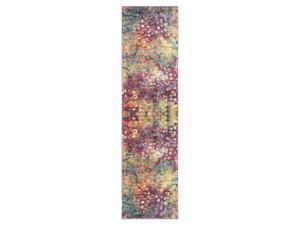 Runner Rug in Multicolor