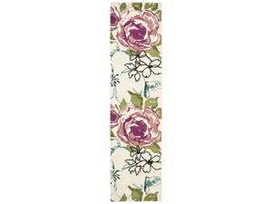 Runner Rug in Multicolor (9 ft. L x 2 ft. 3 in. W)