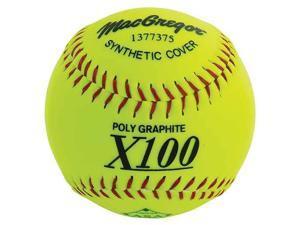 ASA Slow Pitch Synthetic Softball - Set of 12