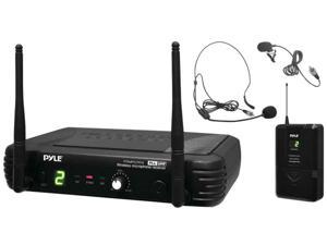 UHF Wireless Body Pack Transmitter Microphone System