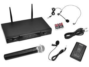Wireless Microphone Receiver System
