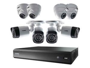 16 Channel MPX DVR with 720P Cameras
