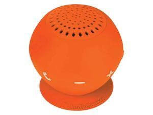 Sound Pop 2 Port Speaker in Orange
