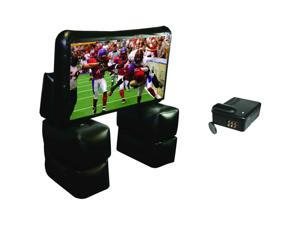 SIMA XL-Pro Indoor/Outdoor Inflatable Home Theater Kit