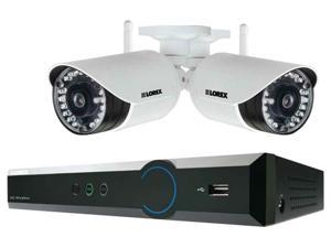 4 Channel 1TB DVR with Cameras