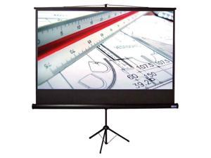 Econopro Tripod Screen T-Series in 4:3 Video Format (96 in. W x 72 in. H)