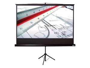 Econopro Tripod Screen T-Series in 16:9 HDTV Format (80 in. W x 45 in. H)