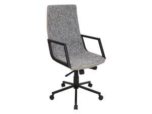 Senator Office Chair in Black