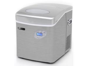 Portable Ice Maker with Water Connection
