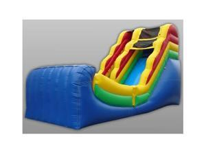 16 Foot Inflatable Rainbow Wet & Dry