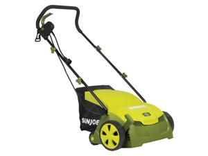 Electric Scarifier with Lawn Dethatcher