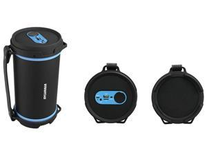 Hi-Fi Bluetooth Rugged Tube Speaker in Blue