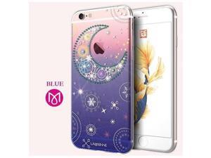 CASECUBE® iPhone 6/6s Plus Case [Moon And Star] SWAROVSKI TPU Series for Apple iPhone 6/6s Plus - Clear