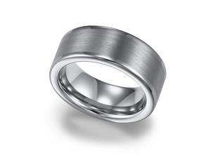 Triton, Tungsten Carbide 8mm Comfort Fit Wedding Band