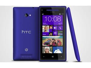 HTC 8X C625A Blue (Unlocked) GSM Smartphone