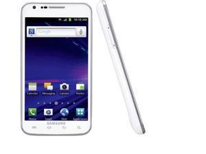 Samsung Galaxy Skyrocket I727 White (Unlocked) GSM Smartphone