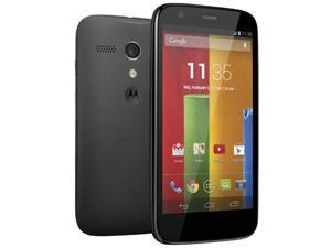 Motorola XT1034 Moto G 8GB Black (Unlocked) GSM Smartphone