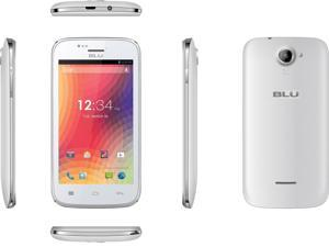 BLU Advance 4.0 A270A White (Unlocked) GSM Smartphone