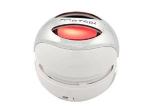 Matrix One Bluetooth Mini Speaker White
