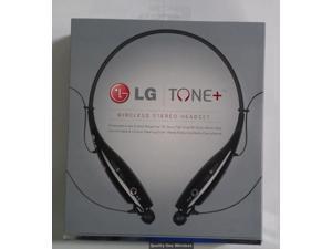 LG Tone+ HBS730 Wireless Bluetooth Headset - Black