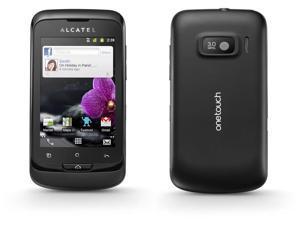 Alcatel OT918A Black (Unlocked) GSM Smartphone