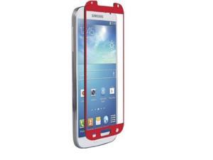 Samsung Galaxy S4 Nitro Screen Protector - Red