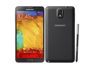 Samsung Galaxy Note III SM-N900T 32GB Black (T-Mobile) GSM Smartphone