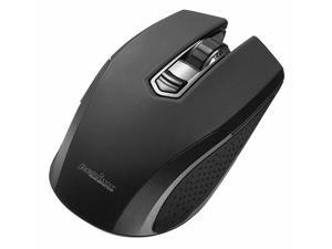 """Perixx PERIMICE-307B, High Performance Mouse - Wired USB - Black - Gaming Stylish Design - 3.93""""x2.40""""x1.34"""" Dimension - ..."""