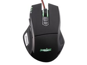 Perixx MX-2000IIB Programmable Gaming Laser Mouse - Black