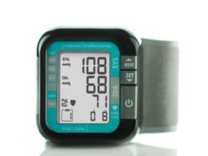 My Life My Shop Cor1 Blood Pressure Monitor - Black