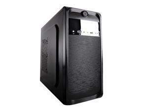 TOPOWER TP-2001BB MID TOWER ATX BLACK COMPUTER CASE