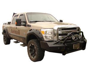 Ranch Hand BSF111BL1 Summit BullNose Series&#59; Front Bumper Replacement