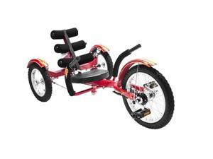 Mobo Kids RED Mobito Tricycle 3 Wheel Child Cruiser Bike.