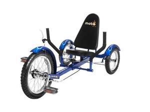 Mobo Kids BLUE Triton Tricycle 3 Wheel Child Cruiser Bike