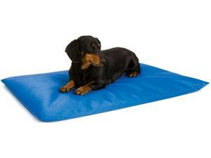 Enhanced KH1770 Small Indoor or Outdoor Cool Bed III Blue Dog Pet Pad Bed
